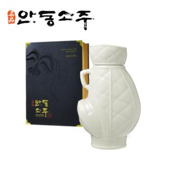 명품 안동소주 고급 선물세트 골프백 45도 600ml