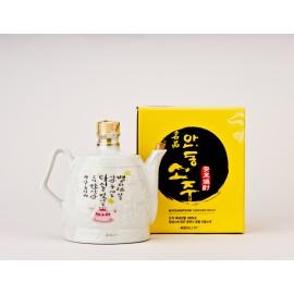 명품 안동소주 30도 400ml 생일 선물용 ★